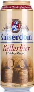 Kaiserdom Kellerbier - Zwickel/Keller/Landbier