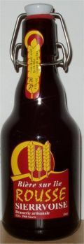 La Sierrvoise Rousse - Amber Ale