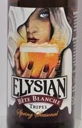 Elysian Bte Blanche Belgian Tripel &#40;2011 and later&#41; - Abbey Tripel