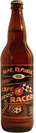 Bear Republic Caf Racer 15 - Imperial/Double IPA