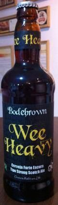 Bodebrown Wee Heavy - Scotch Ale