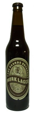 Lade Gaards Brygghus Mrk Lager - Dunkel/Tmav
