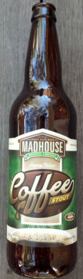 Madhouse Coffee Stout - Stout