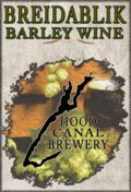 Hood Canal Breidablik Barley Wine - Barley Wine