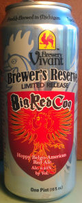 Brewery Vivant Big Red Coq - India Pale Ale &#40;IPA&#41;