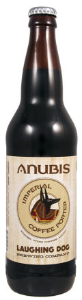 Laughing Dog Anubis Imperial Coffee Porter - Imperial/Strong Porter