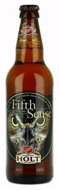 Holts Fifth Sense &#40;Bottle 4.3% version&#41; - Bitter