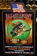 Shepherd Neame / Ballast Point Calico Amber Ale - Amber Ale