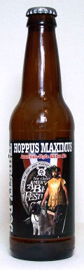 Thirsty Dog Hoppus Maximus - Amber Ale