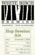 White Birch Hop Session Ale - India Pale Ale &#40;IPA&#41;