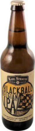 Karl Strauss Blackball Belgian IPA - Imperial/Double IPA