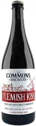 The Commons Flemish Kiss - Sour Ale/Wild Ale
