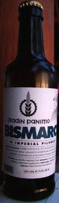Stadin Bismarck - Strong Pale Lager/Imperial Pils