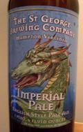 St. George Imperial Pale - Imperial/Double IPA