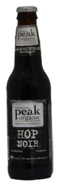 Peak Organic Hop Noir - Black IPA