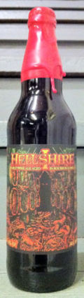Oakshire Hellshire I - Barley Wine