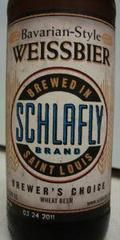 Schlafly Bavarian-Style Weissbier - German Hefeweizen
