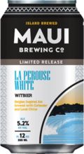 Maui Brewing La Perouse White - Belgian White &#40;Witbier&#41;