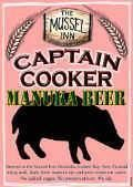 Mussel Inn Captain Cooker Manuka Beer - Spice/Herb/Vegetable