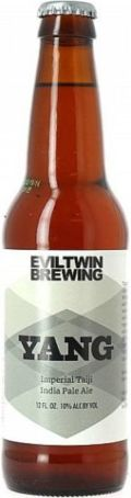 Evil Twin Yang - Imperial/Double IPA