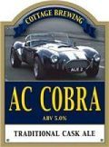 Cottage AC Cobra - Golden Ale/Blond Ale