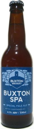 Buxton SPA &#40;2011 onwards&#41; - Golden Ale/Blond Ale
