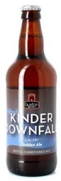 Buxton Kinder Downfall - Golden Ale/Blond Ale