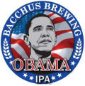 Bacchus Obama Black IPA - Black IPA