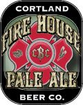 Cortland Firehouse Pale Ale - American Pale Ale