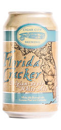 Cigar City Florida Cracker White Ale - Belgian White &#40;Witbier&#41;