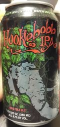 Crazy Mountain Hookiebobb IPA - India Pale Ale &#40;IPA&#41;