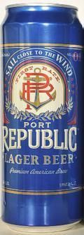Port Republic Lager - Pale Lager