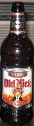 Youngs Old Nick - Barley Wine