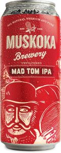 Muskoka Mad Tom IPA - India Pale Ale &#40;IPA&#41;
