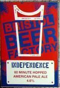 Bristol Beer Factory Independence - American Pale Ale