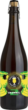 Bristol Belgian-Style Dubbel &#40;B6000&#41; - Abbey Dubbel