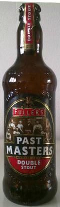 Fullers Past Masters Double Stout - Foreign Stout