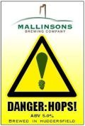 Mallinsons Danger: Hops&#033; - Golden Ale/Blond Ale