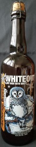 Anchorage Whiteout Wit Bier - Belgian White &#40;Witbier&#41;