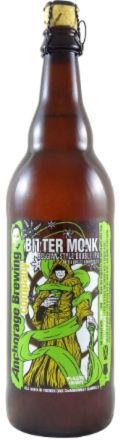 Anchorage Bitter Monk Belgian Style Double IPA - Imperial/Double IPA