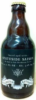 Stillwater Barrel Aged Series - Stateside Saison - Saison