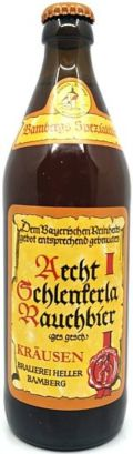 Aecht Schlenkerla Krusen - Smoked