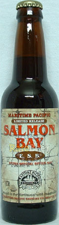 Maritime Pacific Salmon Bay ESB  - Premium Bitter/ESB