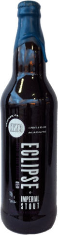 FiftyFifty Imperial Eclipse Stout - Old Fitzgerald Barrel - Imperial Stout