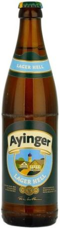 Ayinger Hell - Dortmunder/Helles