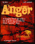 Greenbush Anger Black IPA - Black IPA