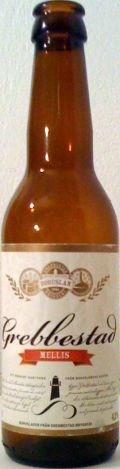 Grebbestad Mellis - Pale Lager