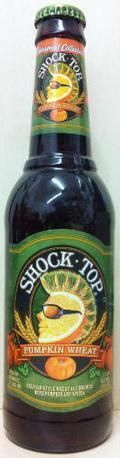 Shock Top Pumpkin Wheat - Spice/Herb/Vegetable