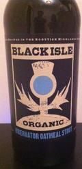 Black Isle Hibernator Oatmeal Stout - Imperial Stout