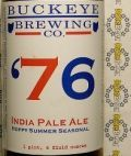 Buckeye 76 India Pale Ale - Imperial/Double IPA